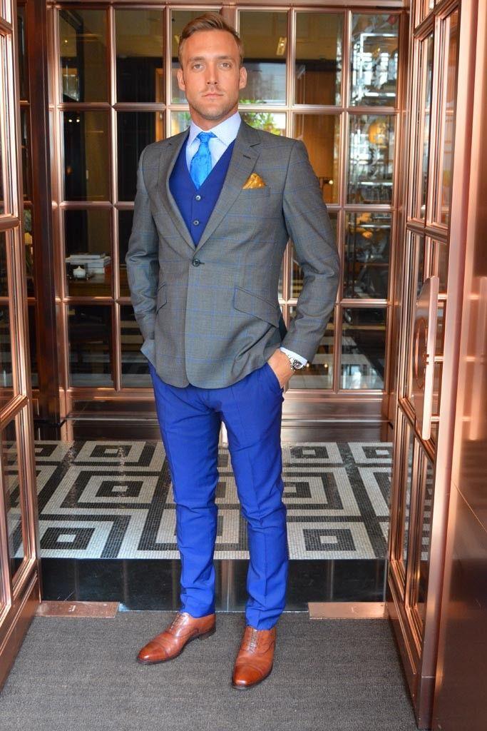 Duchamp Men's RTW Spring 2015 - Slideshow - Runway, Fashion Week, Fashion Shows, Reviews and Fashion Images - WWD.com