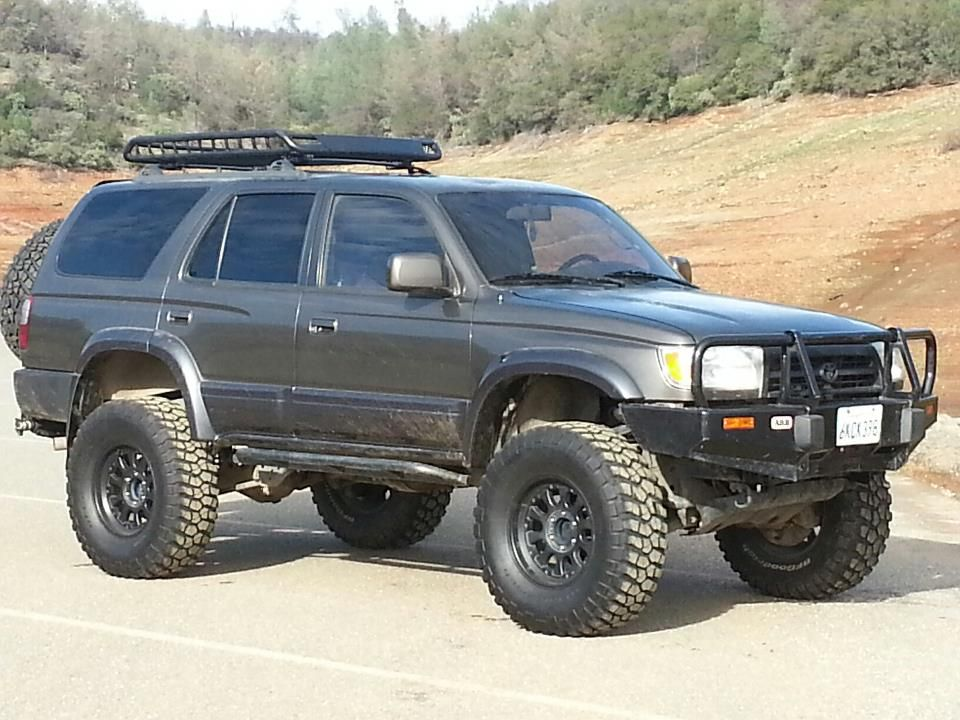 3rd Gen Trucks Pinterest Toyota Toyota 4runner And 4x4