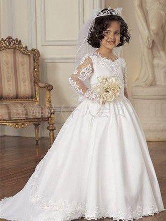 girls wedding dress costume - Google Search | Tess's Ideas ...