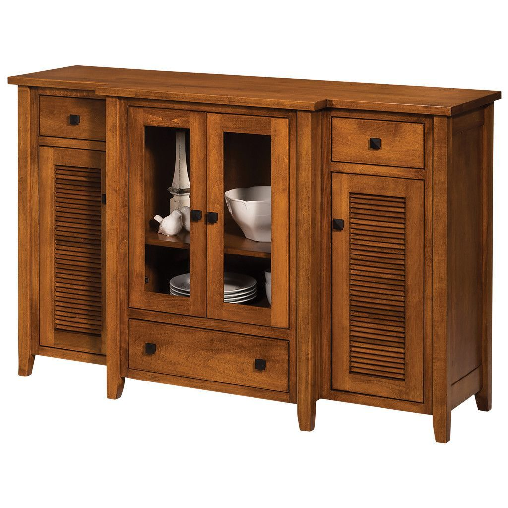 Lakeland Buffet   Amish furniture, Dining buffet, Furniture