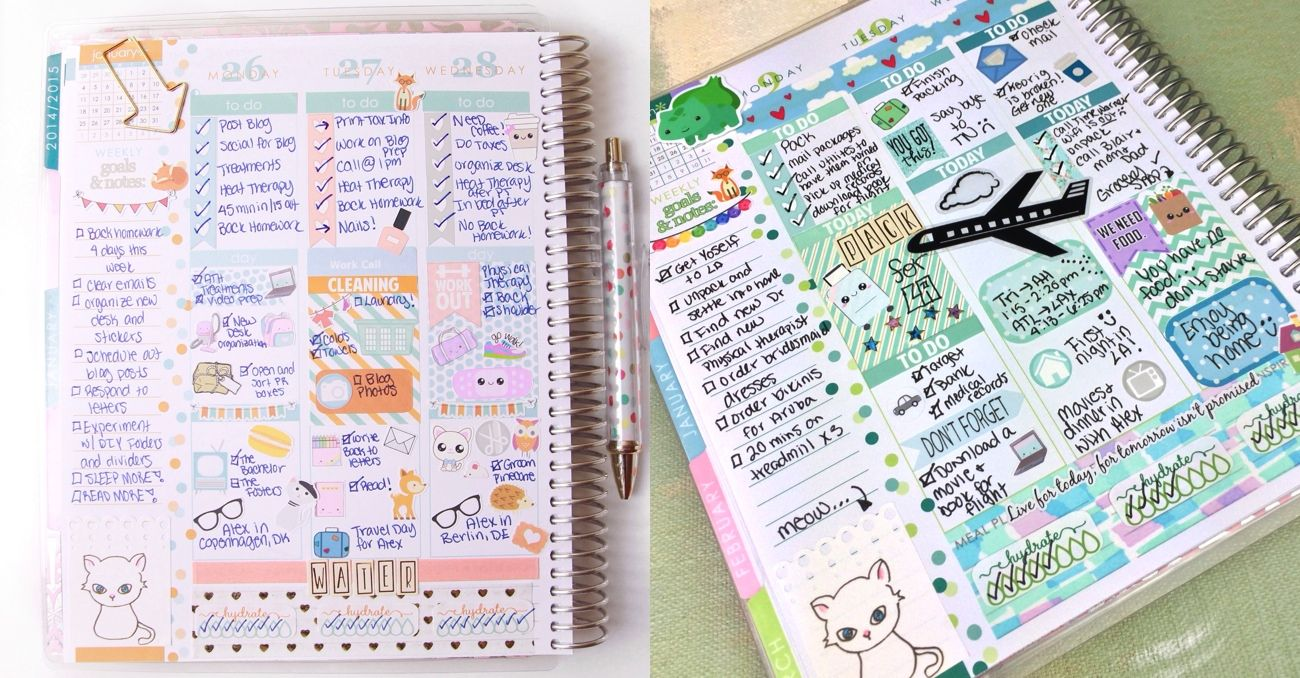 By now, you guys know all about my planner and sticker obsession, and I know I have gotten some of you hooked on it as well. If you haven...