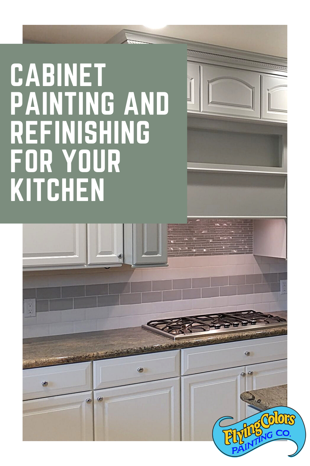 Cabinet Painting And Refinishing In 2020 Painting Cabinets Refinishing Cabinets Replacing Countertops