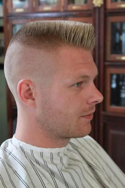 Pin By Ulrich Neu On Haar Top Haircuts For Men High And Tight Haircut Flat Top Haircut