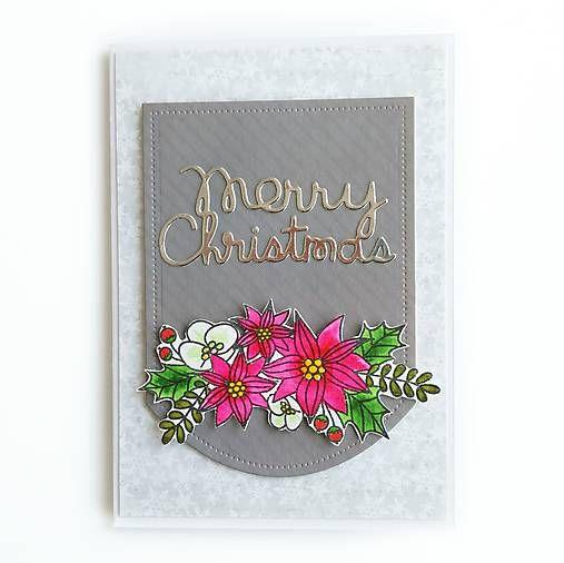 cardmaking / Pohľadnica