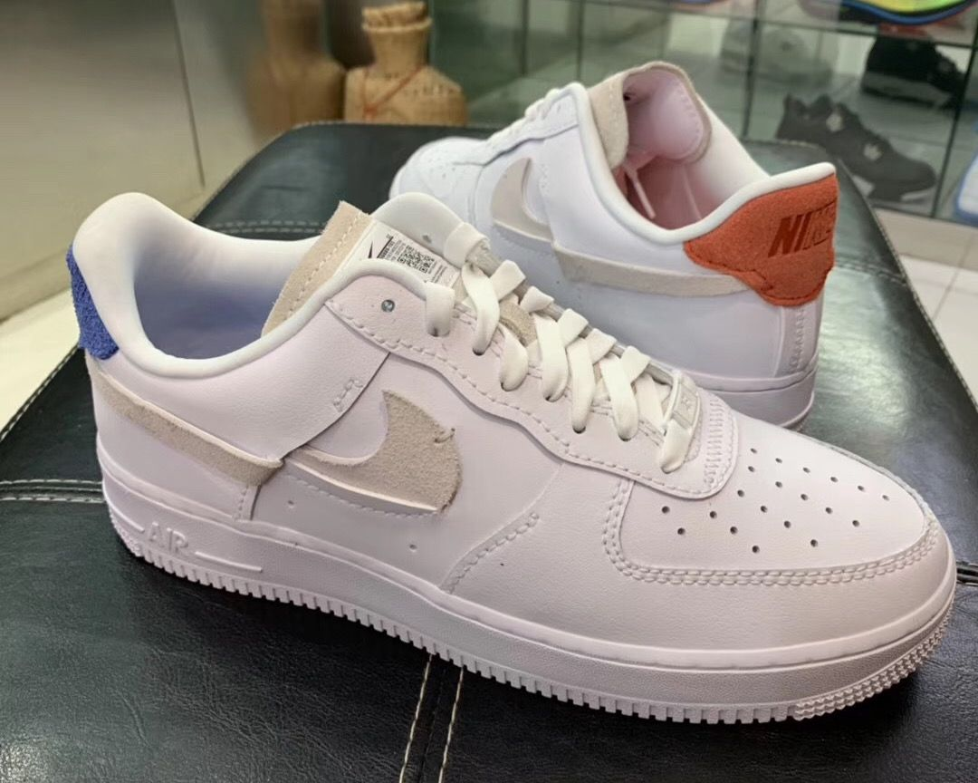 Nike Air Force 1 Inside Out 898889 103 Release Info. The