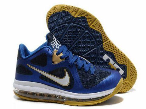 pretty nice 64cf3 6f80b Nike LeBron 9 Low Entourage Style code 510811-402 The Nike LeBron 9 Low