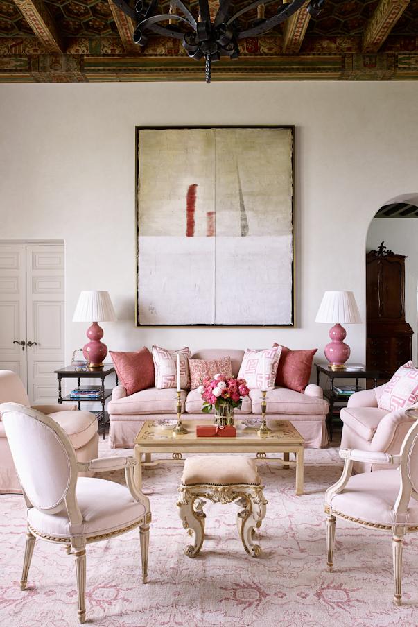 Cote De Texas Trends For 2019 Living Room Color Combination