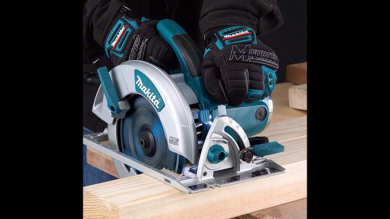 Makita 5007MGA Review Circular Saw | Circular saw, Makita, Circular