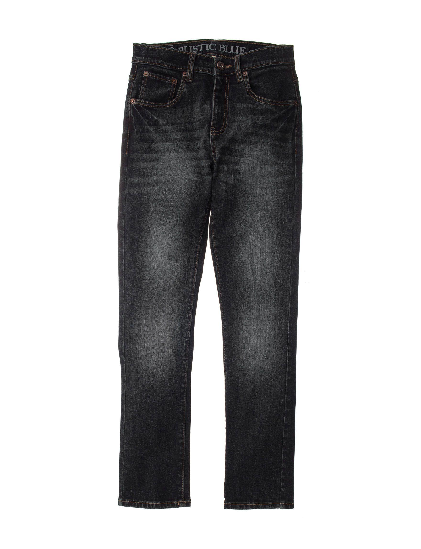 Rustic Blue Slim Stretch Jeans Boys 8 20 Boys Jeans Stretch Jeans Boys
