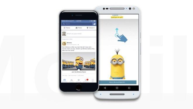 Facebook Canvas Ads als neues Werbeformat werden in Zukunft den Newsfeed dominieren: Spezifikationen, Beispiele, Funktionsumfang... - allfacebook.de
