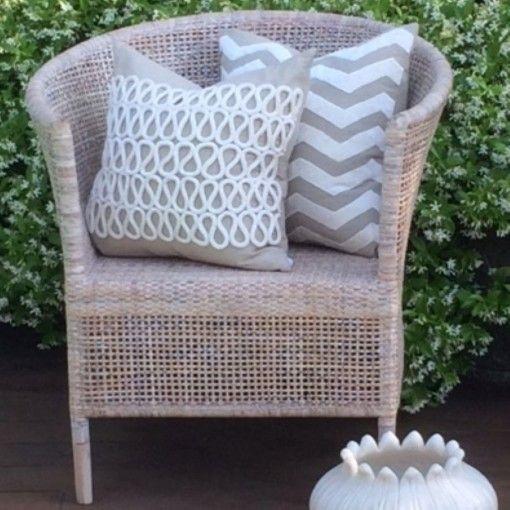 verandah rattan chair buy online in australia pinterest