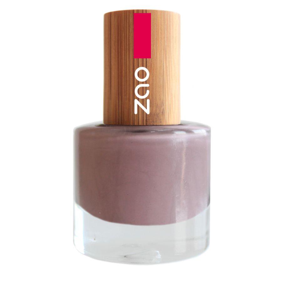 L'eShop Noire Ô Naturel  Cosmetics /Bamboo Silica Regenerating Varnish ZAO - Makeup / Nails
