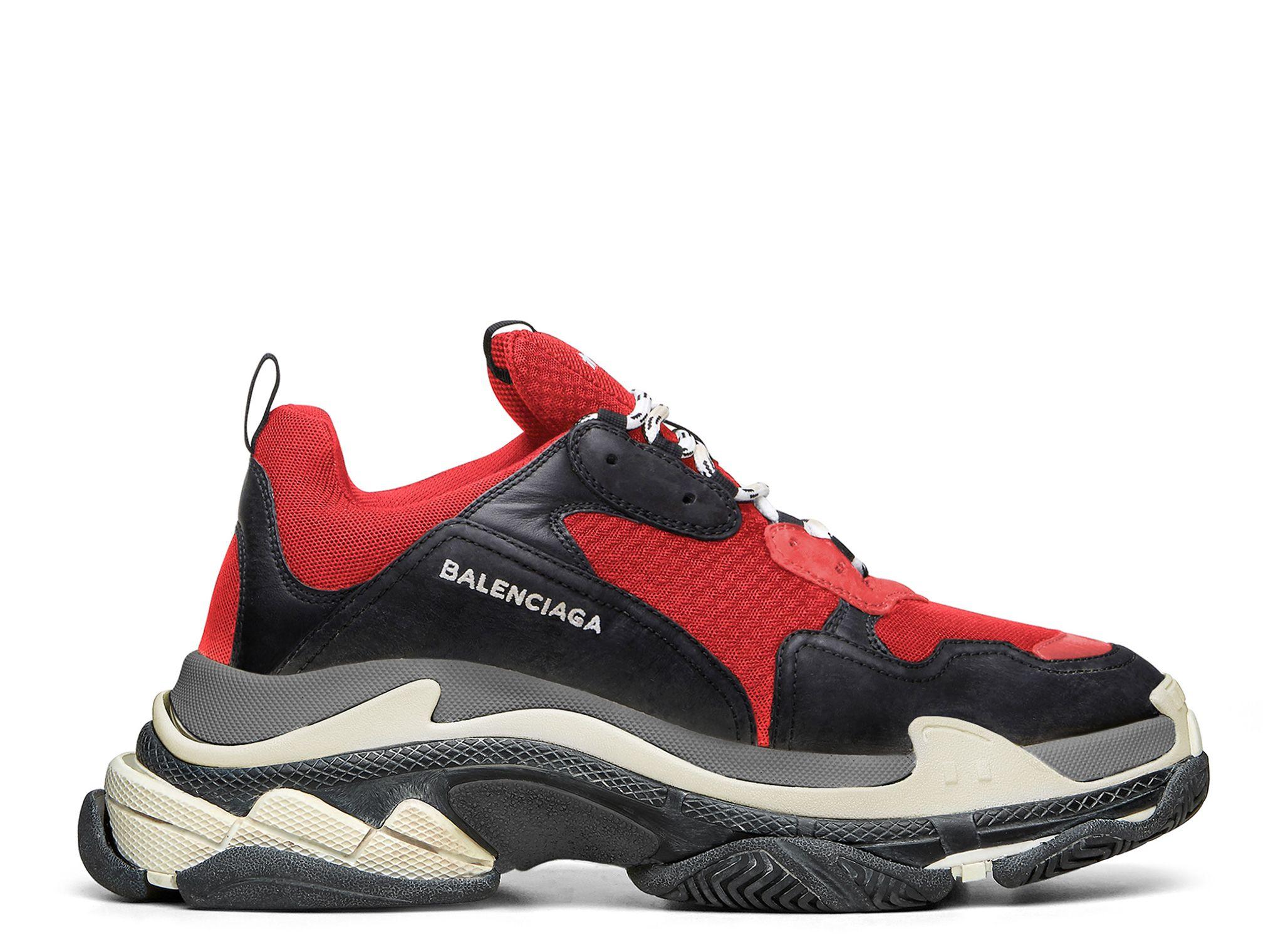 feadcc3a1e56 Balenciaga Mens Triple S - Sneakerboy