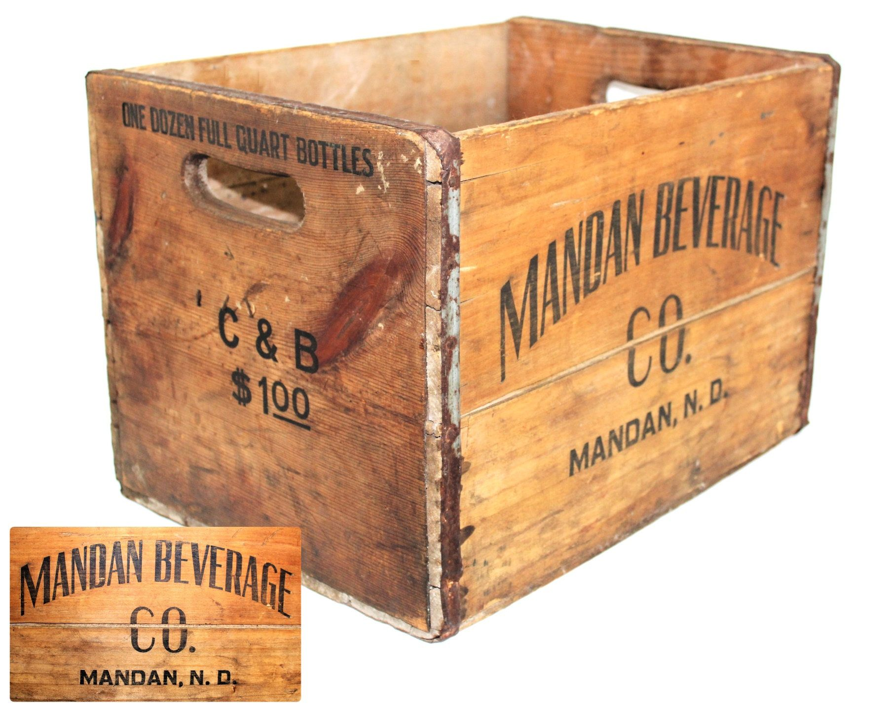 Amazing Wooden Vintage Crates On Amazon In 2020 Wooden Crates Vintage Crates Wood Storage