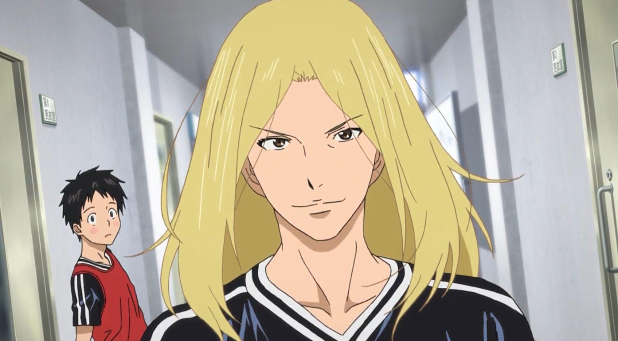 Kazama Jin Days (TV) days socceranime Anime