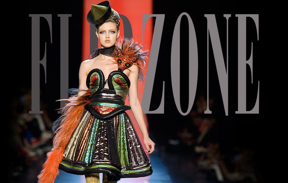 Jean Paul Gaultier Fall-WInter 2013-2014 - Couture