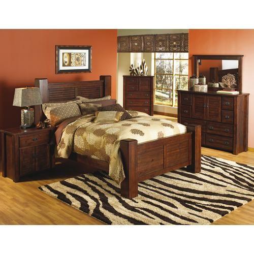 Latitude King Badcock Queen Sized Bedroom Sets Furniture Queen