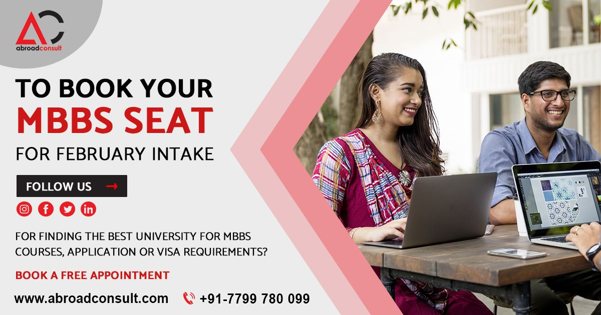 To book your MBBS seats in 2020 Study abroad, Usa