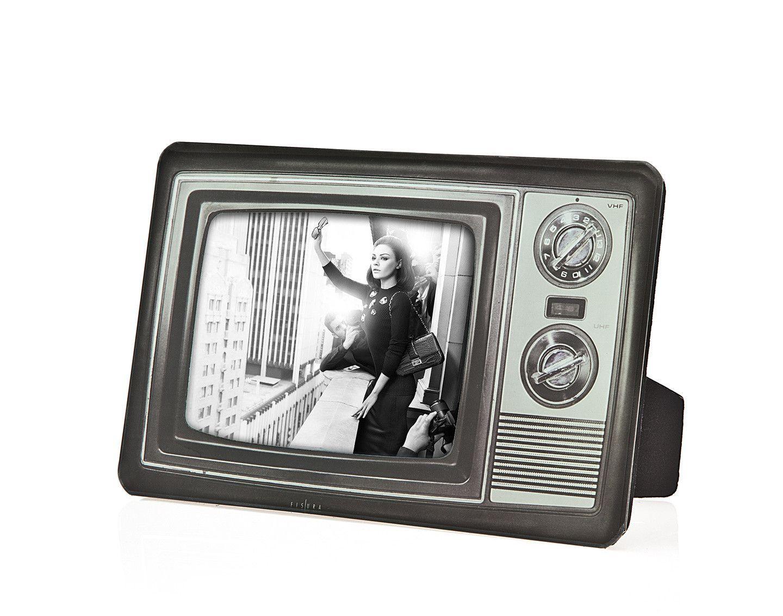 Retro Television Picture Frame