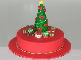decoração bolos natal - Pesquisa do Google
