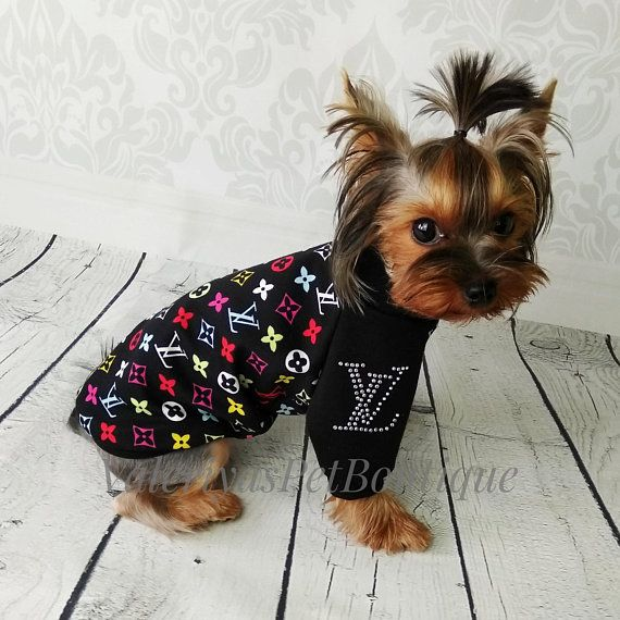 11c1b5c71e3 Jersey dog sweater Jersey dog dress Custom made dog dress Designer dog dress  Birthday dog dress Desi