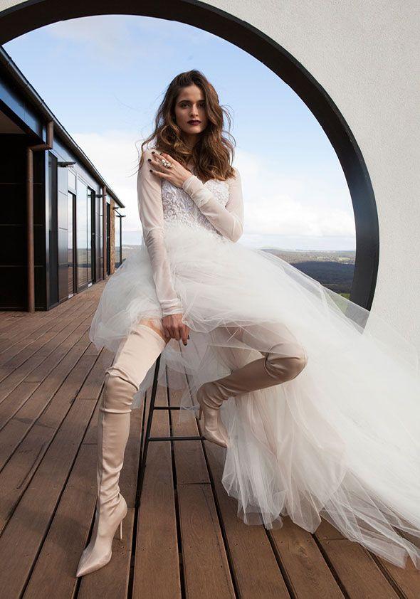 Mariana Hardwick Wedding Dresses - Incarnation bridal collection -  wedding dress  #weddingdress #weddinggown #weddingdresses