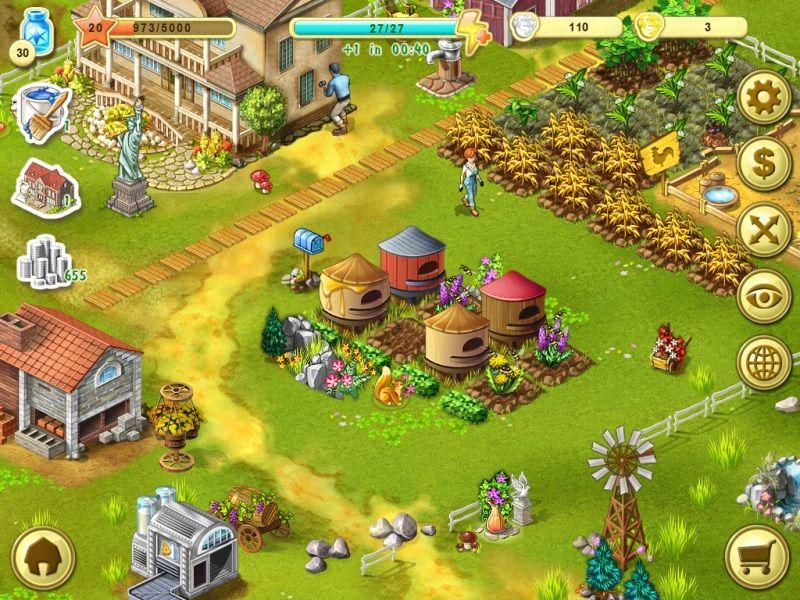 Скачать игру про фермы на компьютер