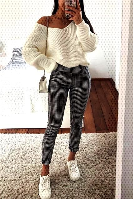 31 Cute Fall Styles For Women Winter Fashion 2019 - Christine