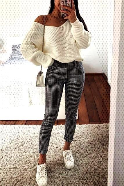 31 Cute Fall Styles For Women Winter Fashion 2019 - Christine