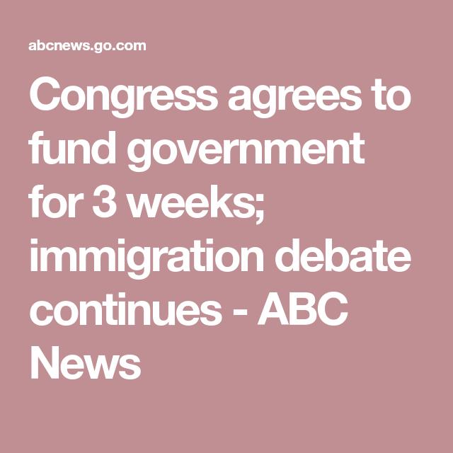 Trump signs funding bill to end shutdown, immigration debate ...