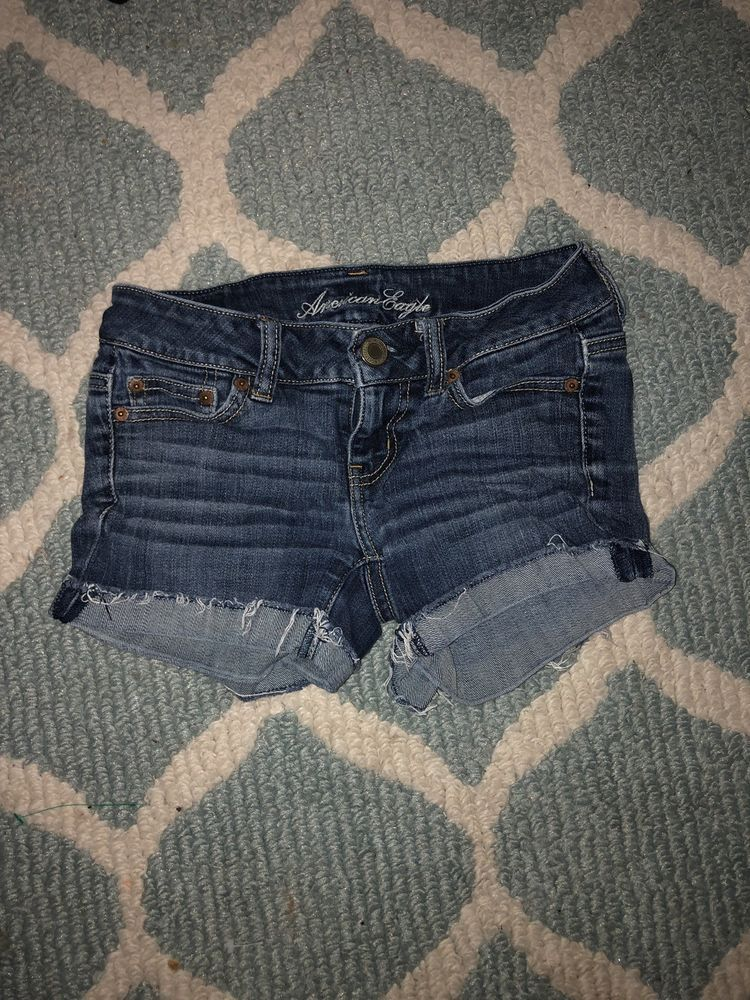 63a5590601 Womens American Eagle Shorts Size 00 Strech #fashion #clothing #shoes # accessories #womensclothing #shorts (ebay link)