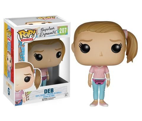 POP! Movies: Napoleon Dynamite - Deb