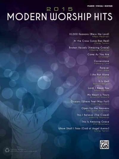 This Book Contains 15 Of The Top Praise Songs Currently Being