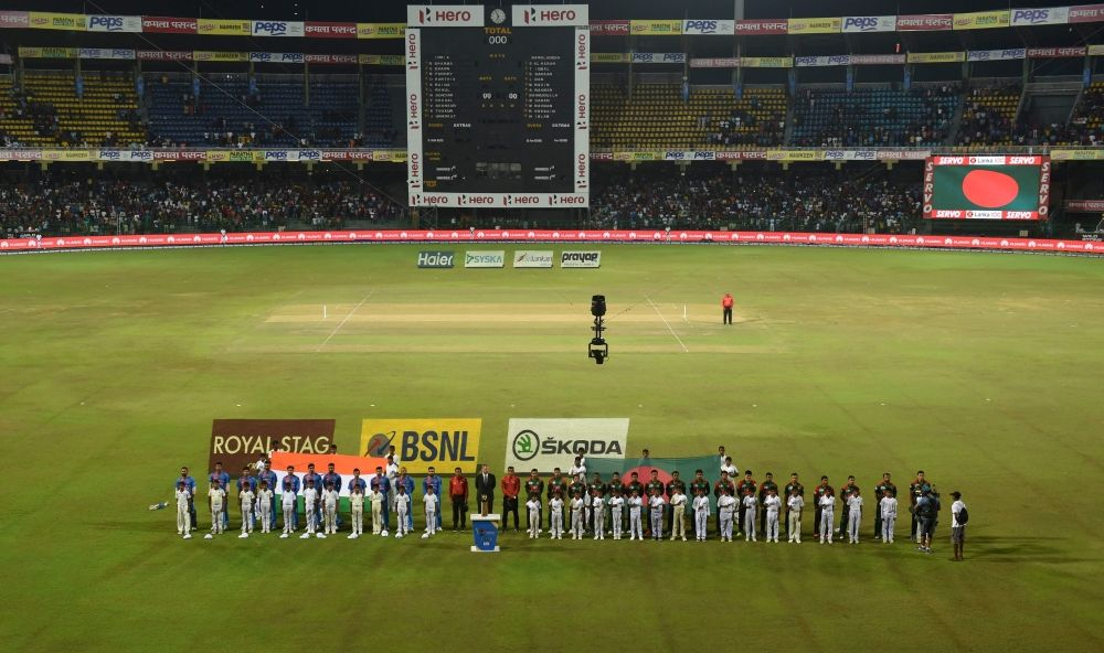 Fearless cricket\' - Bangladesh praised after India near-miss | Sport ...