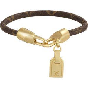 Louis Vuitton 'Charm-it' bracelet