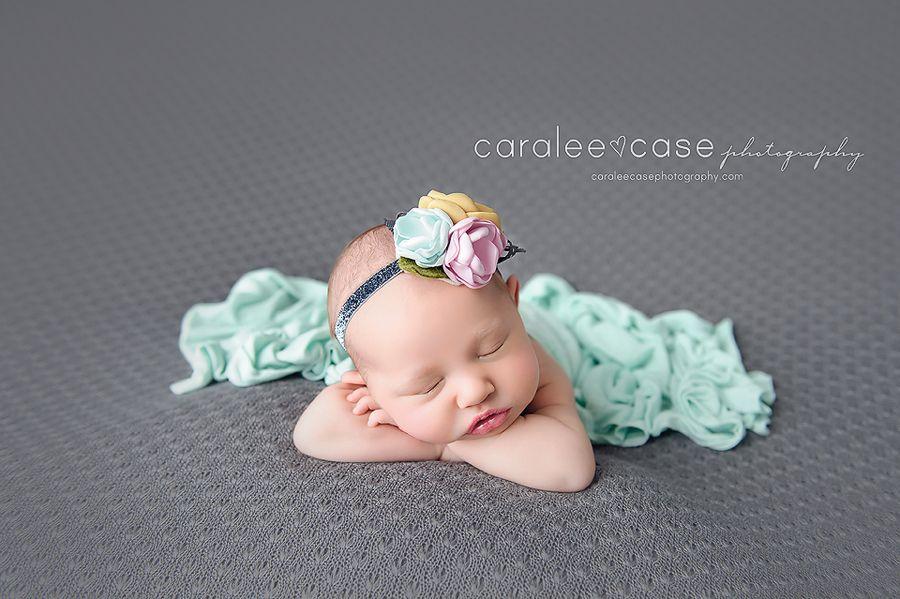 American Falls Idaho newborn infant baby studio portrait photographer ~ Caralee  Case Photography 4e91fc601