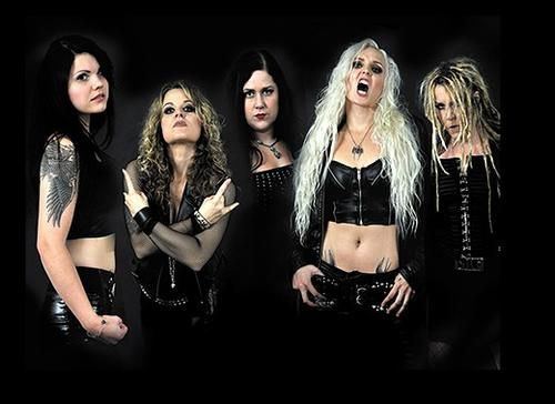Hysterica, All Girl Metal Band