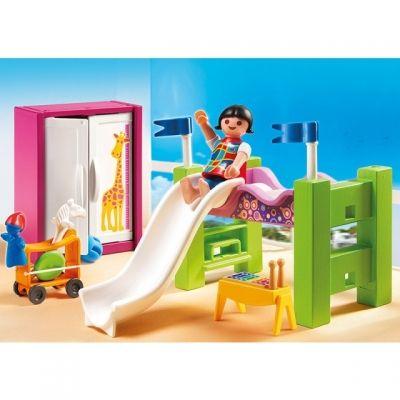 Playmobil Moderne Luxusvilla Playmobil Kinderzimmer Playmobil Hochbetten Kinderzimmer