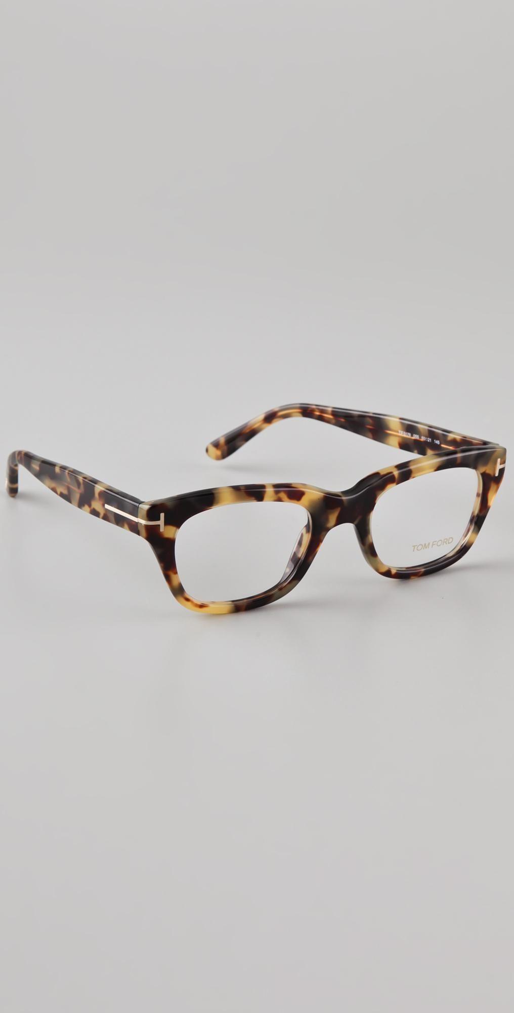 8c61fccb3a Tom Ford Eyewear Square Glasses Anteojos, Gafas, Cuatro Ojos, Estilo, Moda,