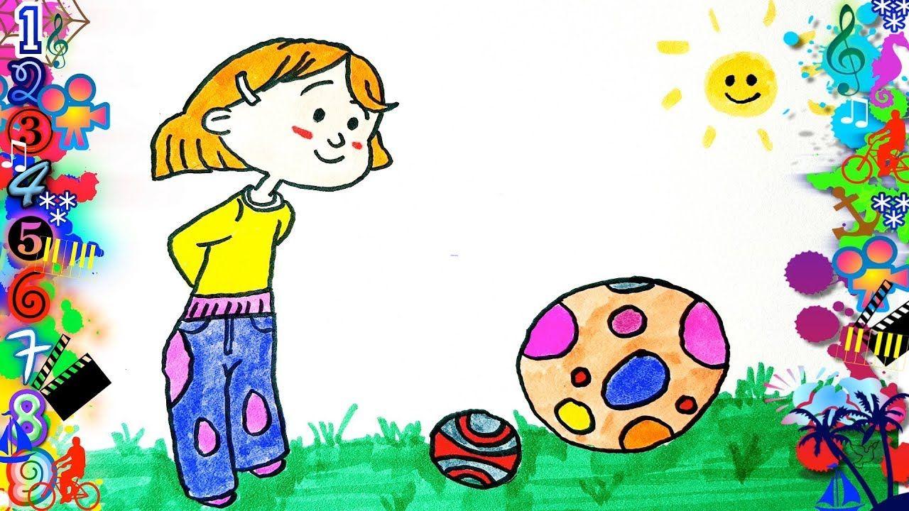 Dibujos Faciles Para Ninos Nina Jugando Dibujos Dibujos Para Dibujar Dibujos Faciles Para Ninos Nino Jugando Dibujo Como Dibujar Ninos