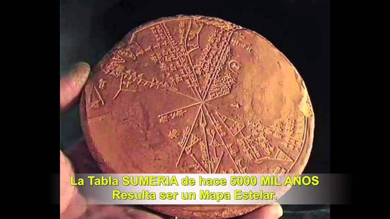 Resultado de imagen de de hace 5000 años resulta ser un Mapa Estelar