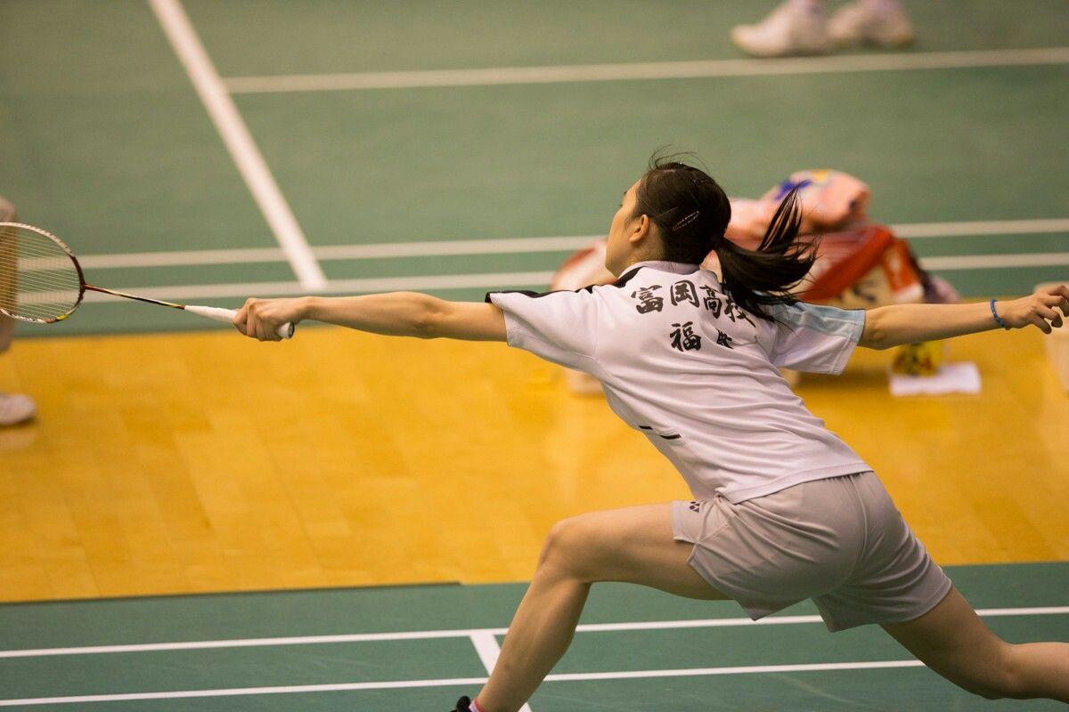 Aya Ohori badminton Badminton Pinterest