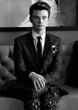 Chris Colfer || Kurt Hummel