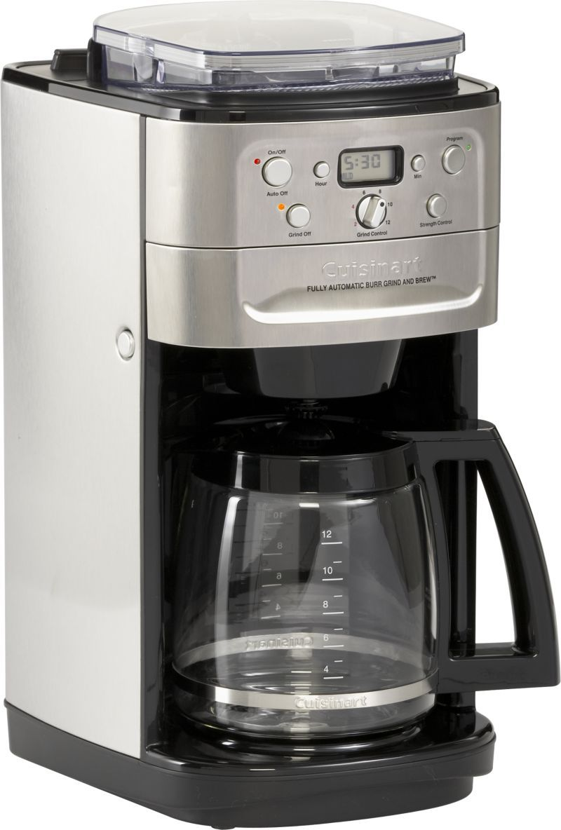 Cuisinart® Grind and Brew 12 Cup Coffee Maker Crate and
