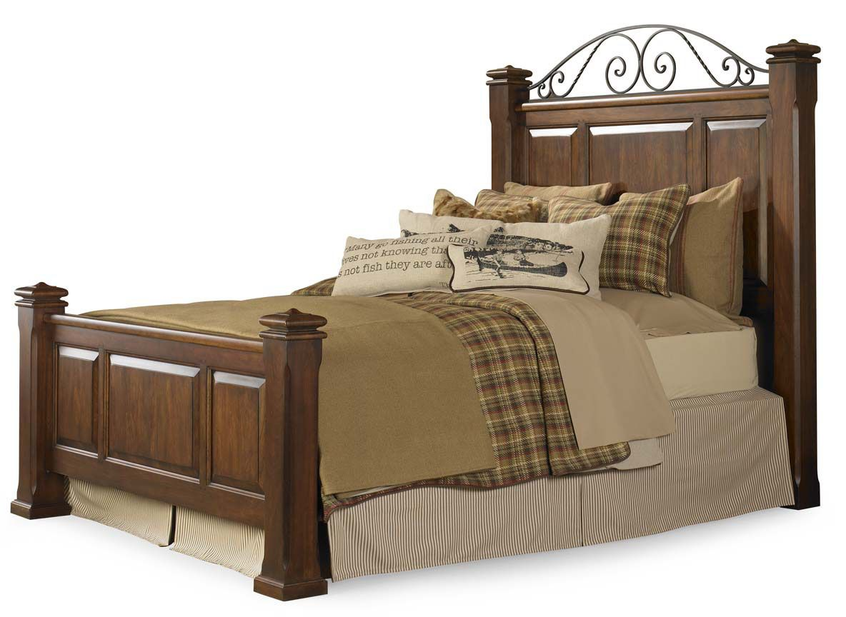 Best Bob Timberlake Collection Bed Simple Bedroom Design 400 x 300