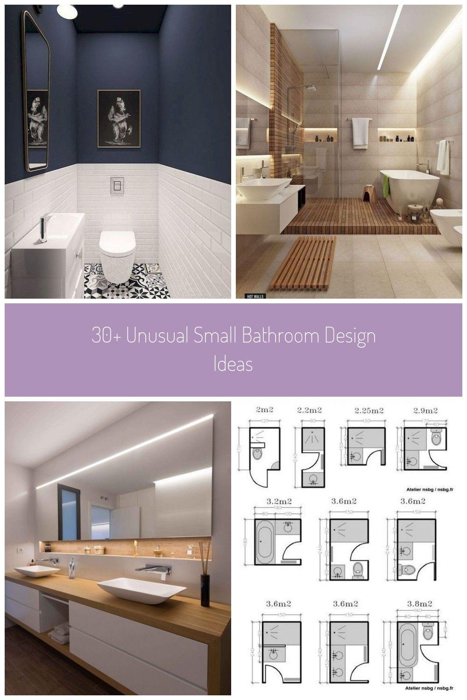 Coole 16 coole Schwarzweiß-Badezimmer-Designideen - #coole