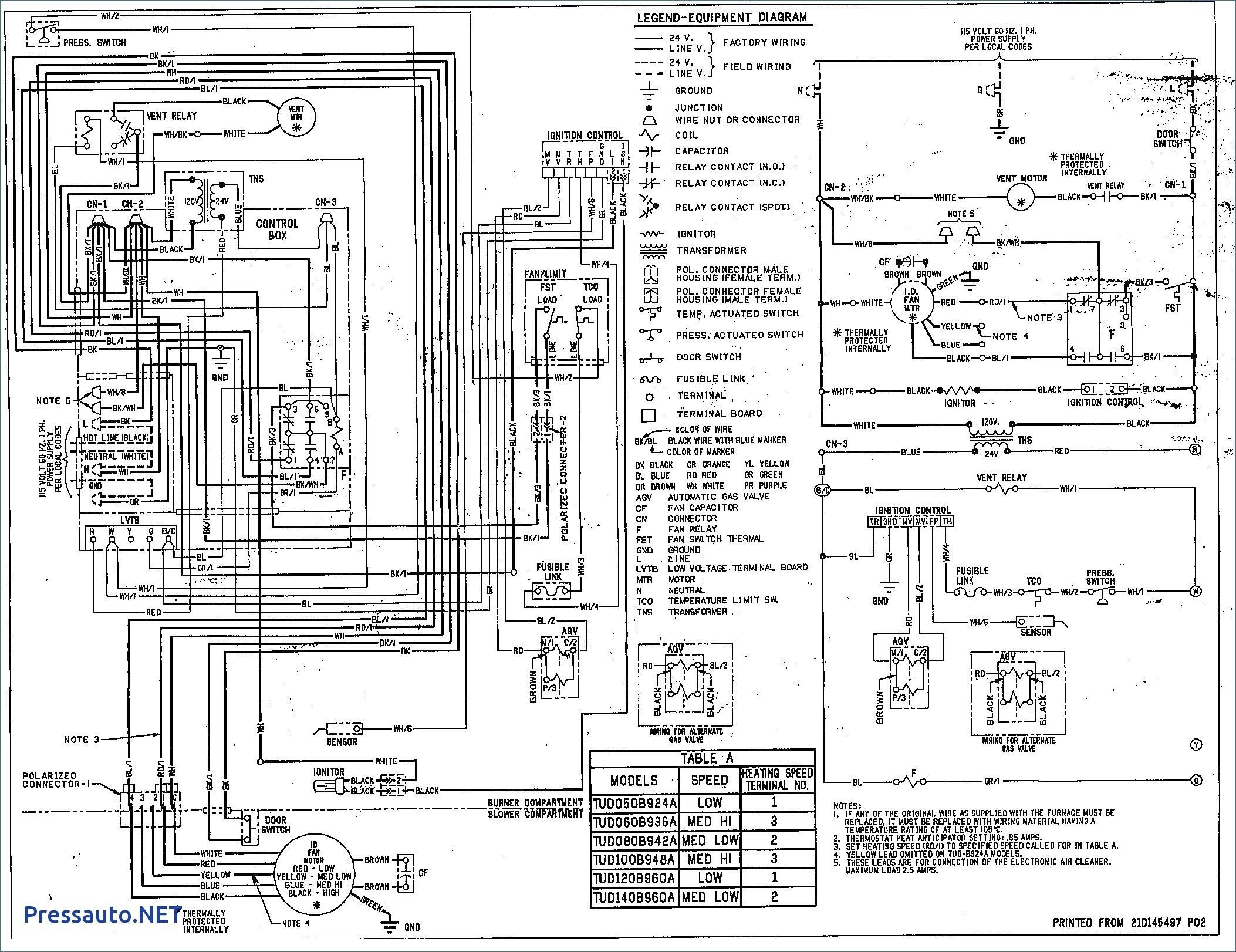 New Wiring Diagram for Air Conditioning Unit #