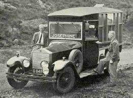 Rolls Royce Camper