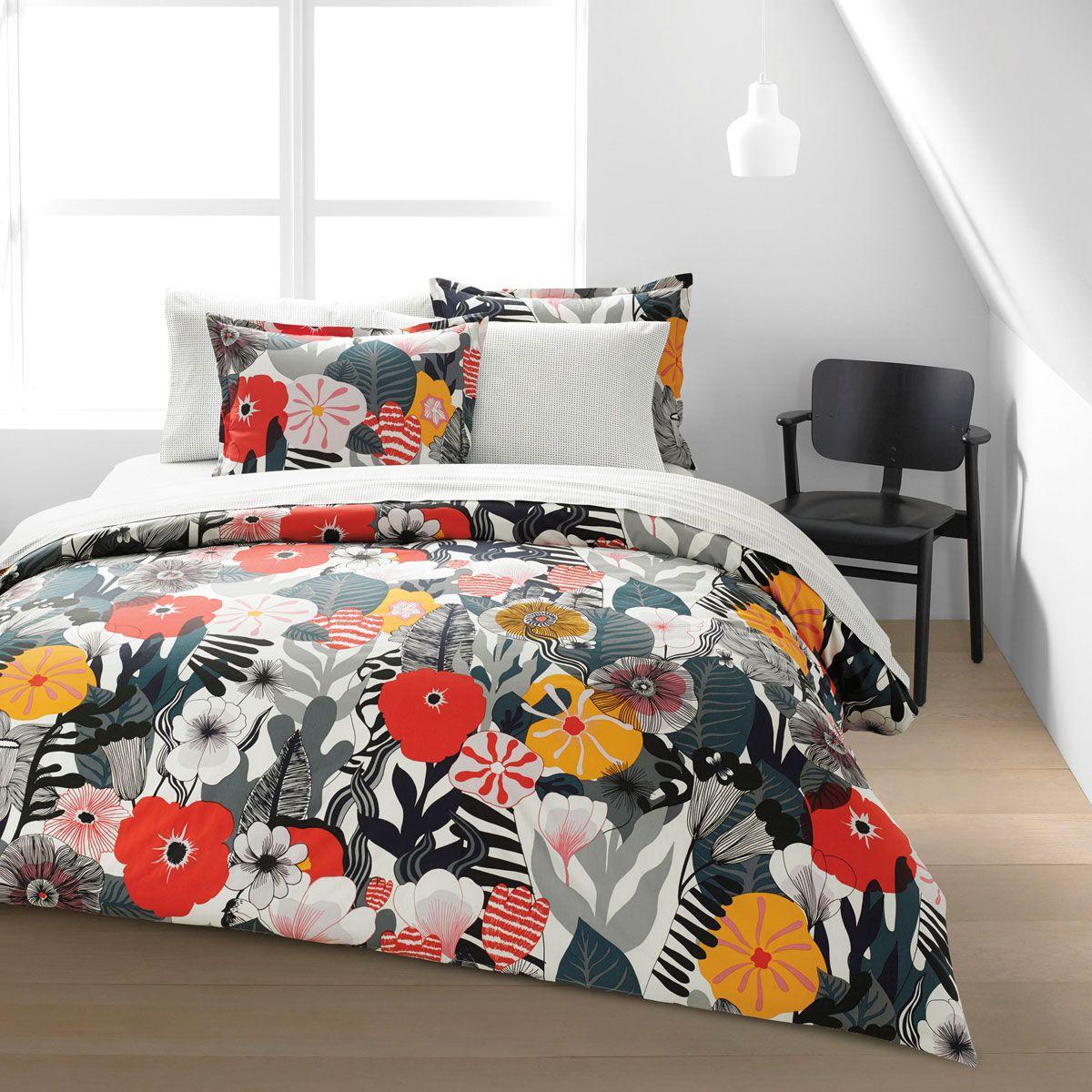 Marimeko Duvet Covers With Images Marimekko Bedding Modern
