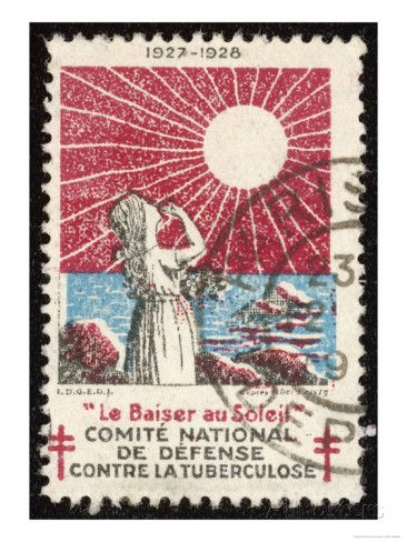 French Postage Stamp Promoting Sunlight to Fight Tuberculosis Giclee Print at AllPosters.com ... Shift+R improves the quality of this image. CTRL+F5 reloads the whole page.